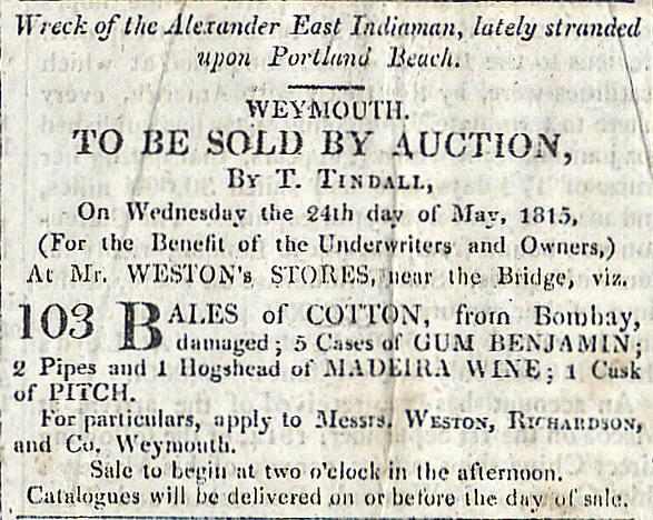 Alexander Auction