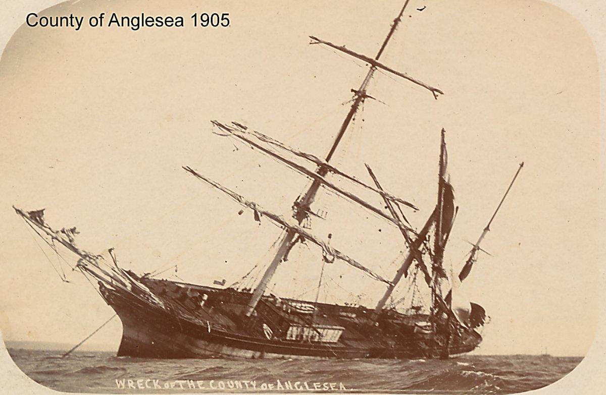 County of Anglesea1200