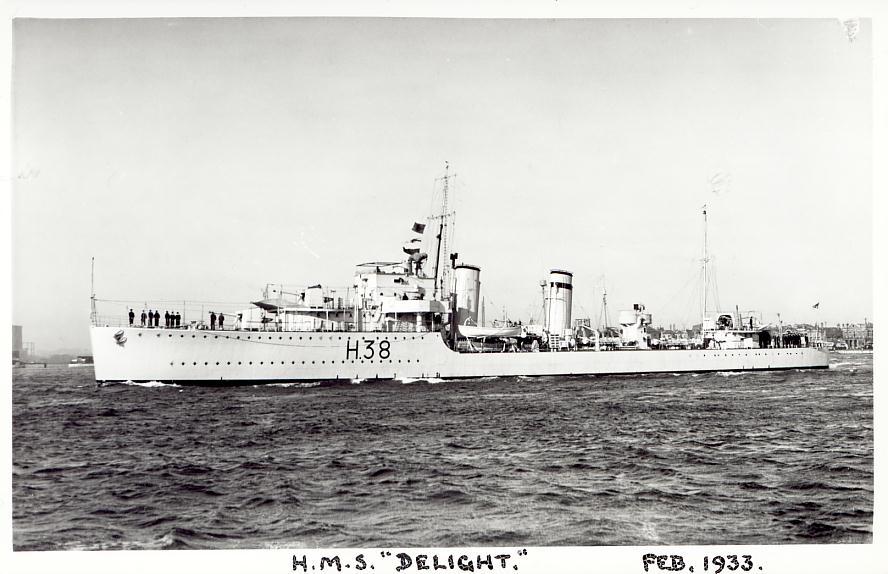 HMS DELIGHT 2