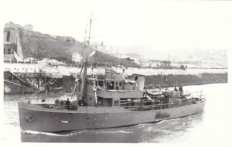 HMS SARGASSO 1