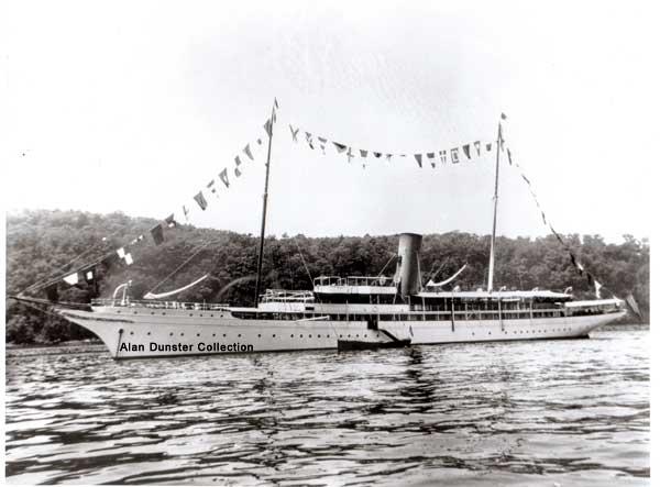 HMS WARRIOR II 1