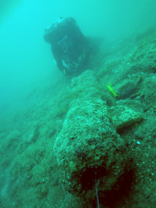 Wessex Archaeology Fog Wreck