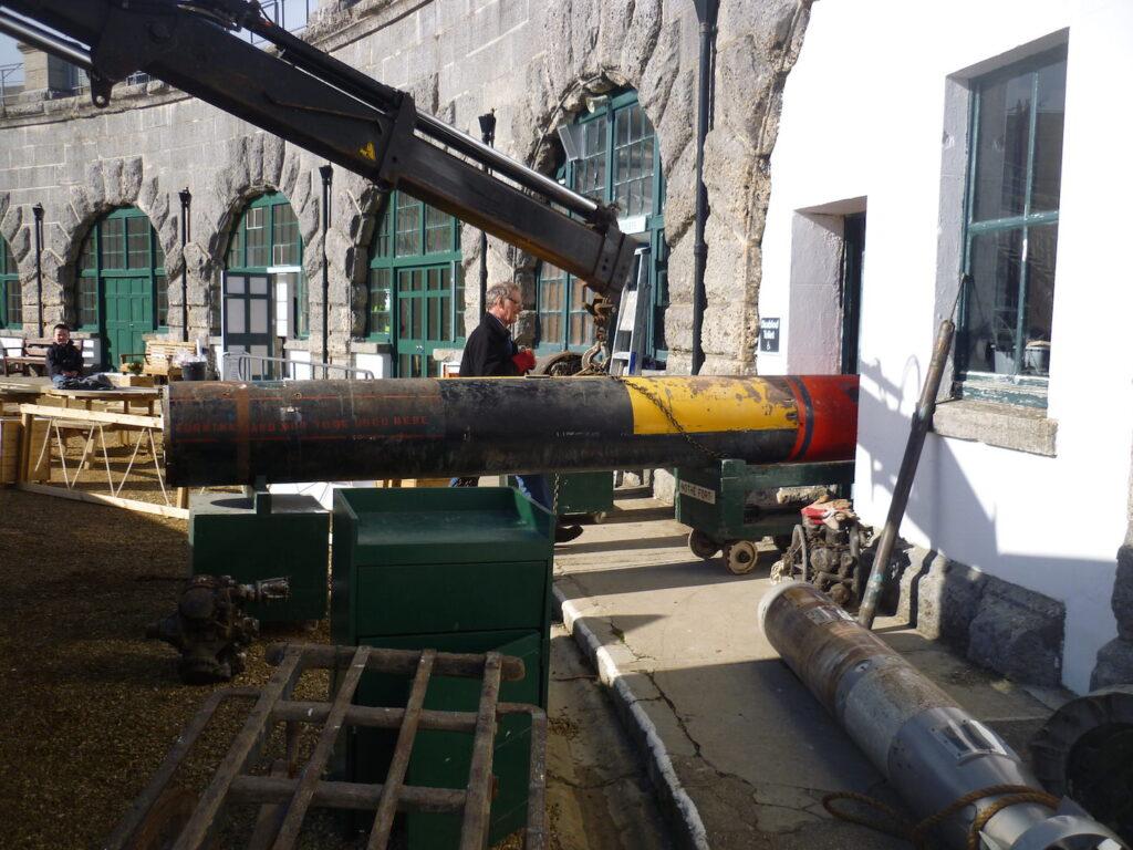 Weymouth Torpedoes 1