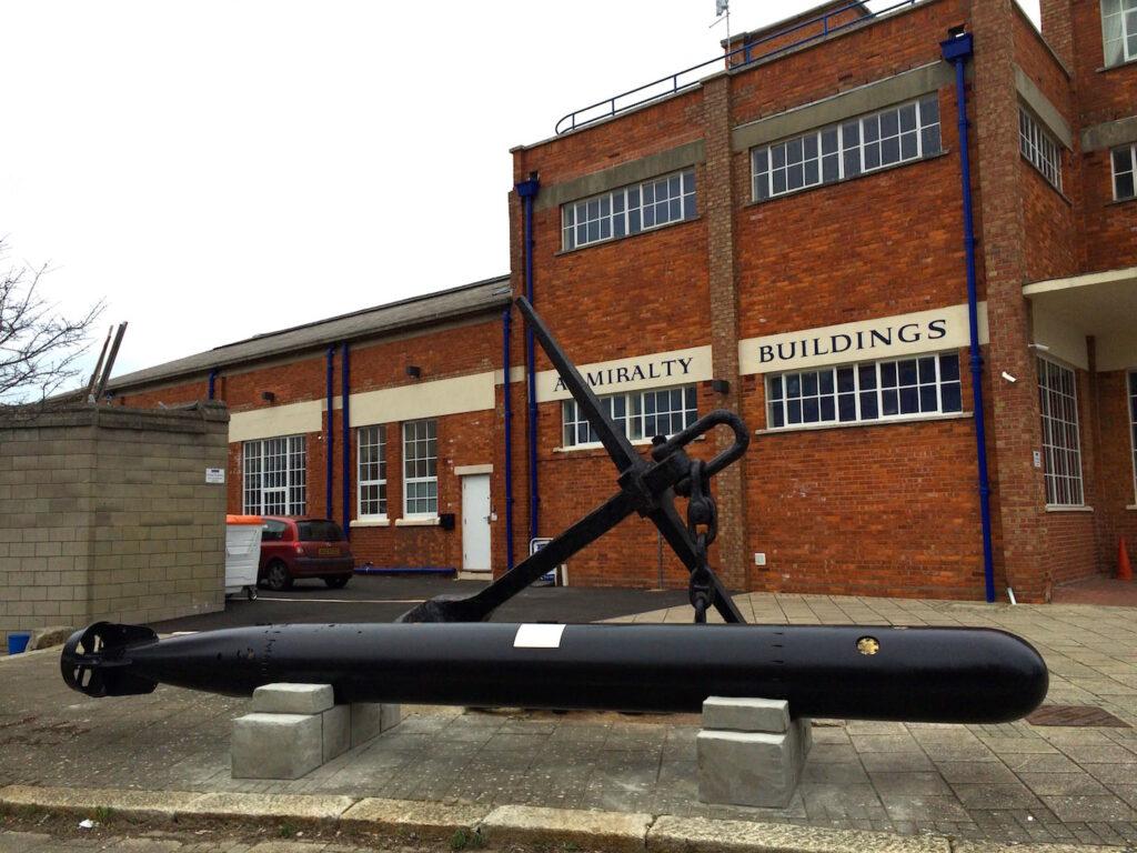 Weymouth Torpedoes 3