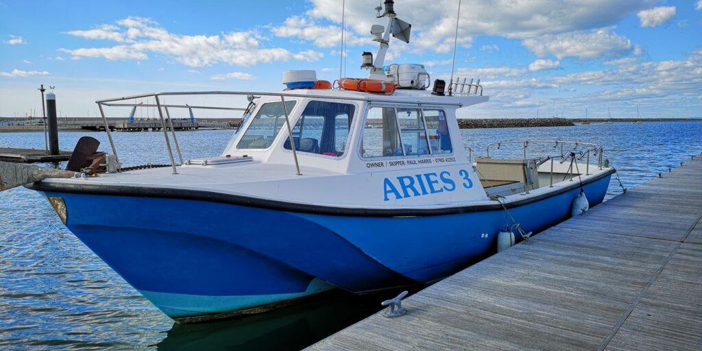 New survey vessel 1