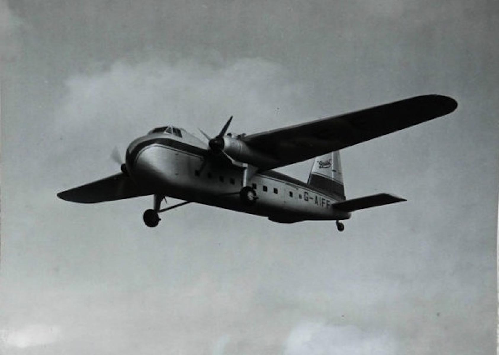Bristol freighter G-AIFF 1