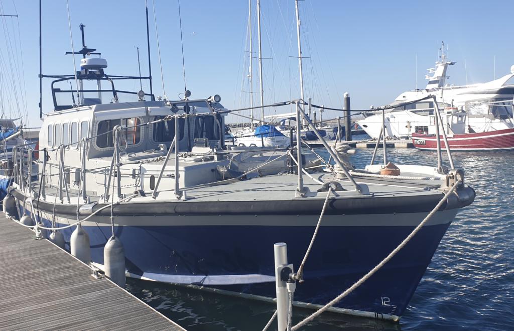 Sea Searcher ready to go 1