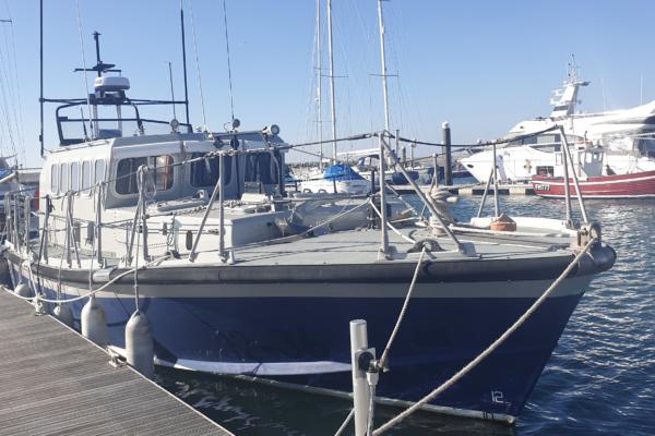 Sea Searcher ready to go 2